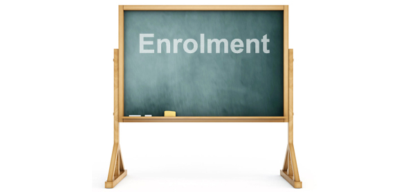 Enrolments 2018